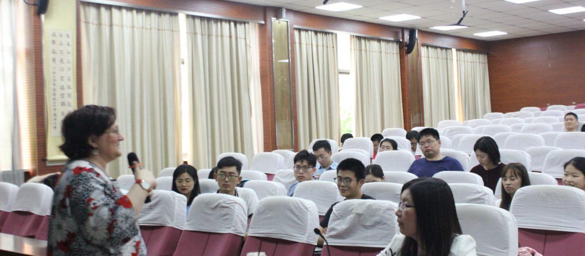 Zhejiang NU Presentation